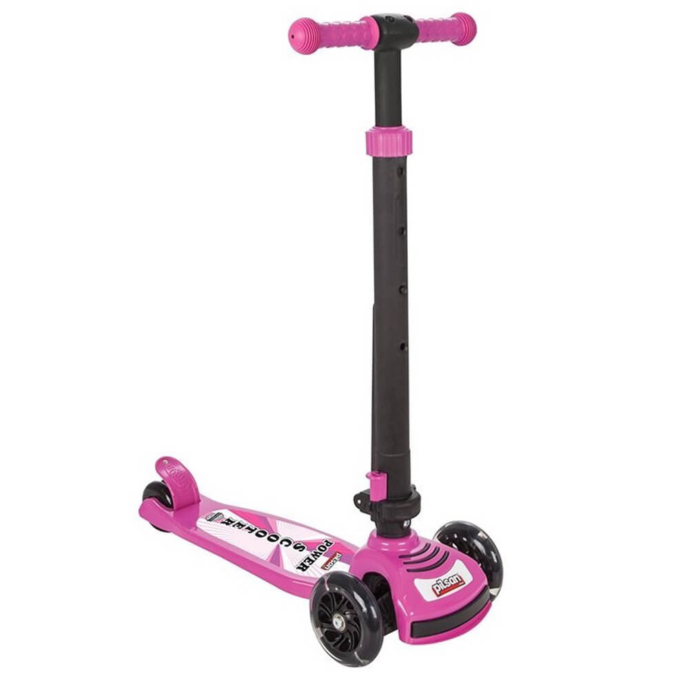 Pilsan Power Scooter Pembe 107354