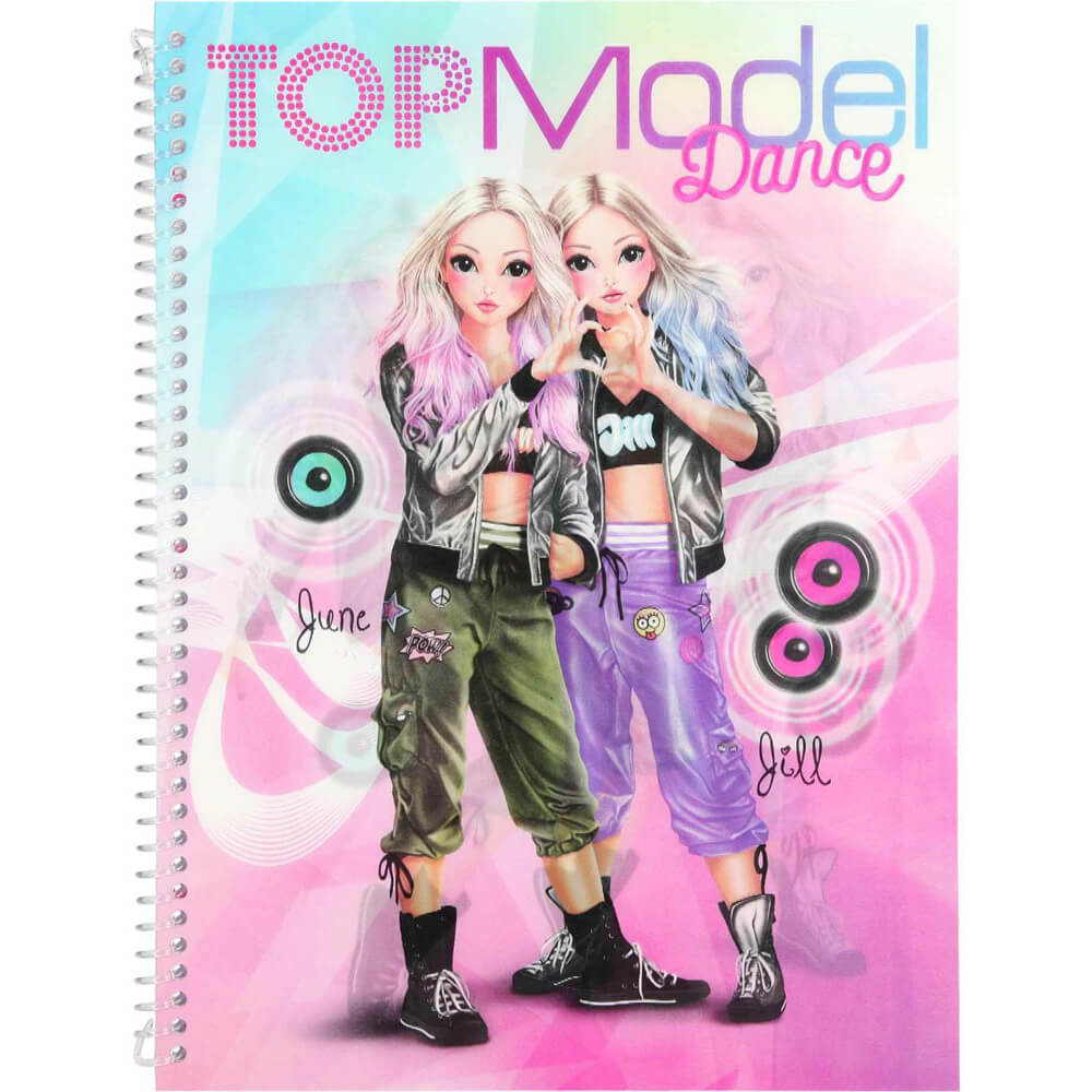 Top Model Dance Aktivite Kitabı