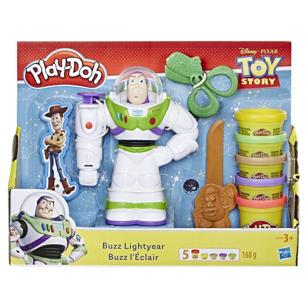 Hasbro Play-Doh Toy Story 4 Buzz Lightyear E3369