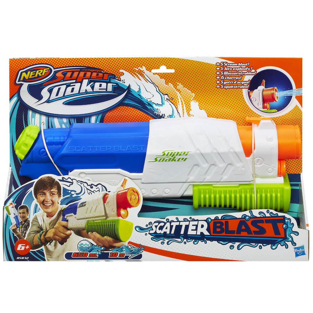Hasbro Nerf Scatter Blast A5832