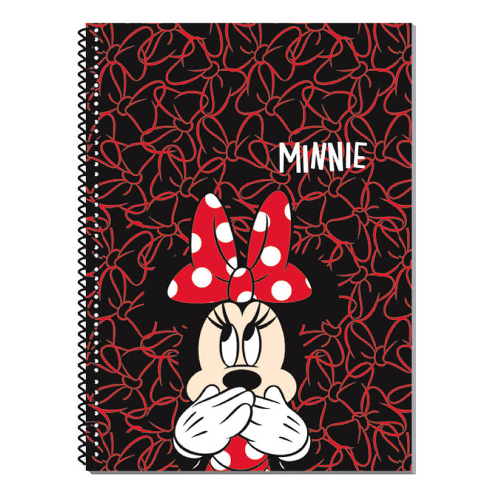 Minnie Mouse Flex Up Defter A4 80 yp Çizgili MINNIE6122-Ç