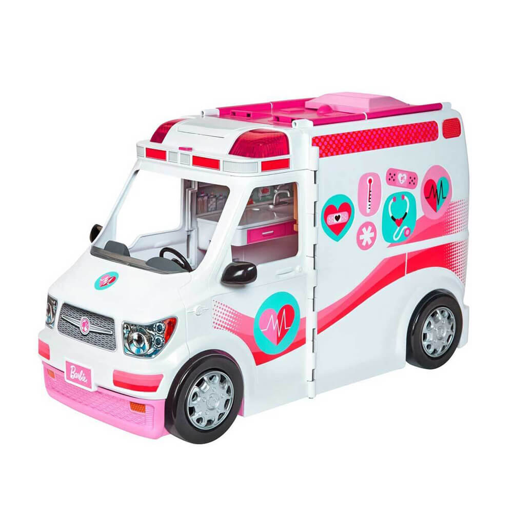 Mattel Barbie Ambulansı FRM19