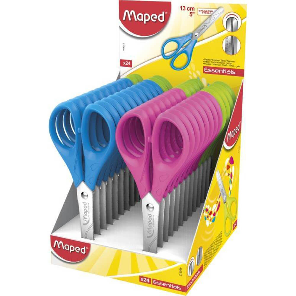 Maped Makas Essentials Simetrik 13cm 464212