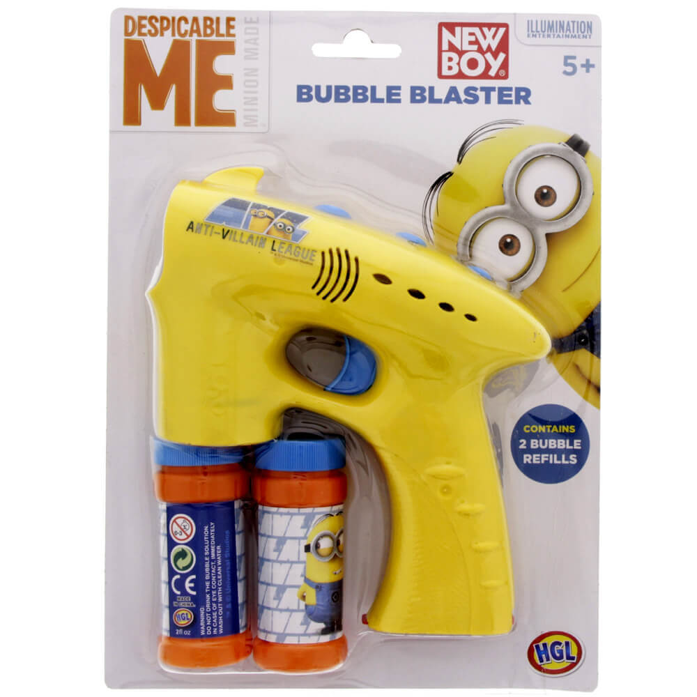 11109 Despicable Me Bubble Gun