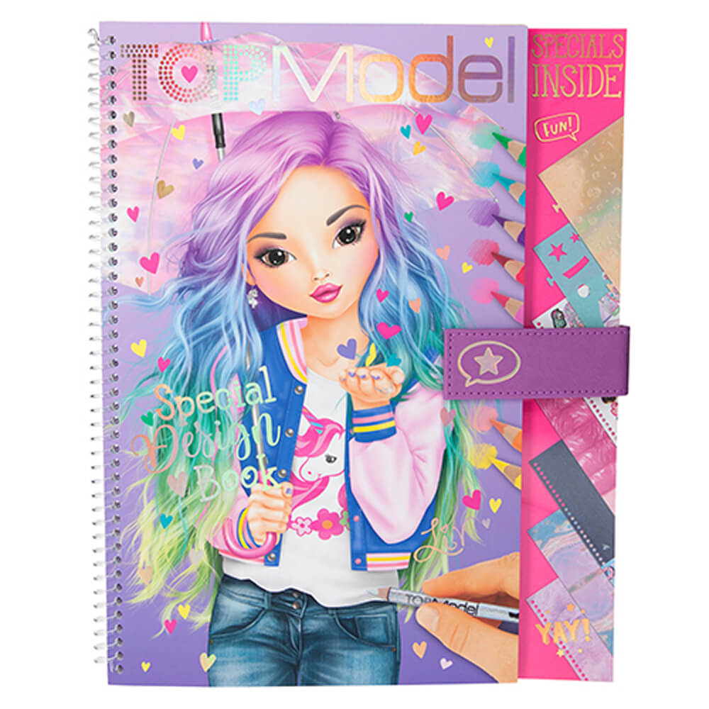 Top Model Special Design Aktivite Kitabı
