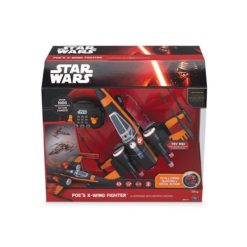 Sunman Star Wars Poes X-Wing Fighter 31072