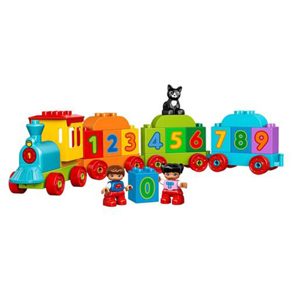 Lego Duplo Number Train LED10847