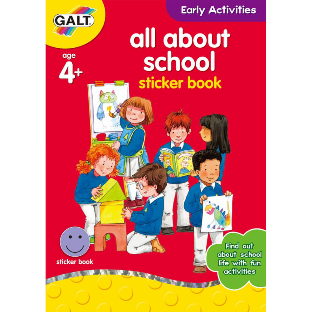 Galt All About School 4 Yaş+ L3123H