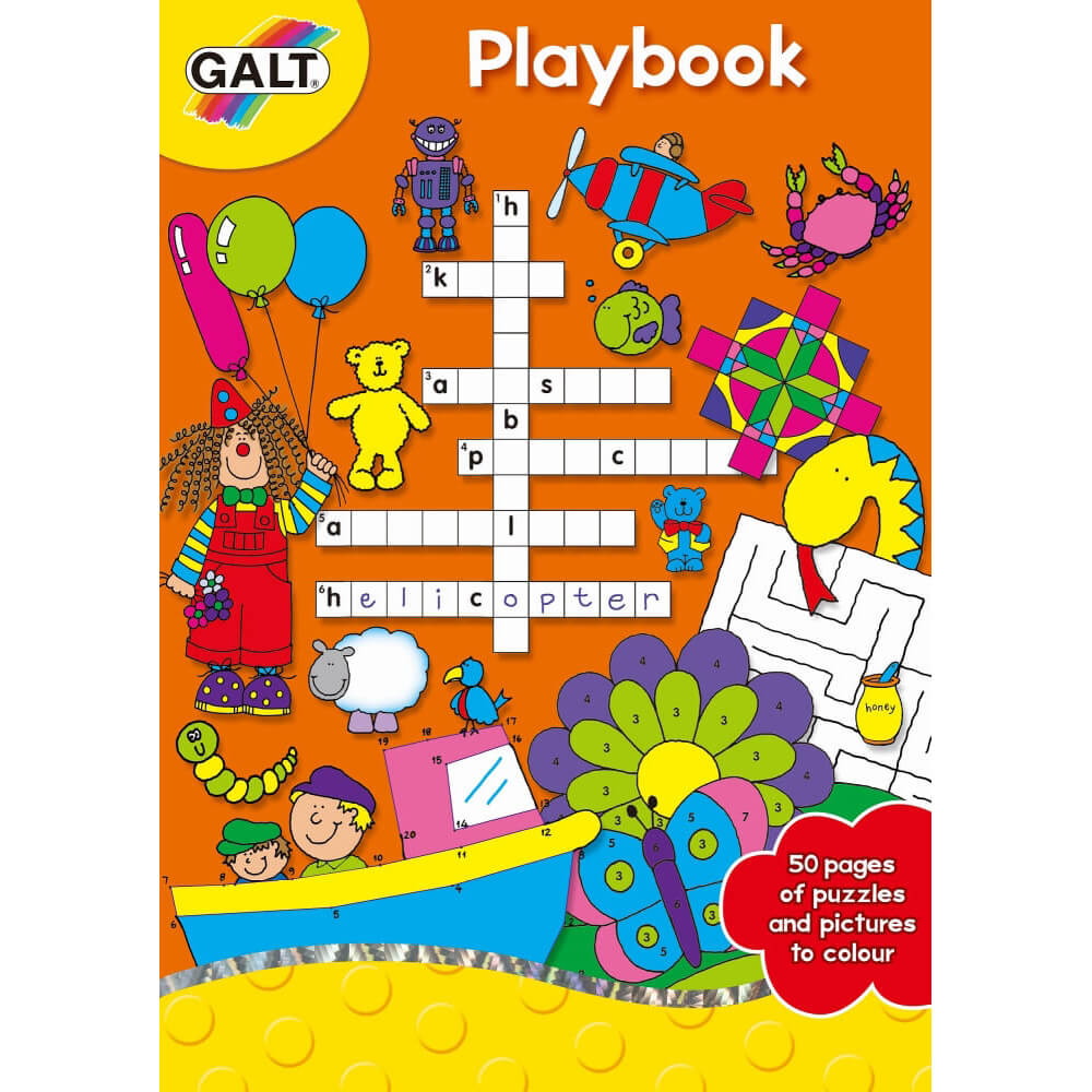 Galt Playbook 6 Yaş+ A3057J