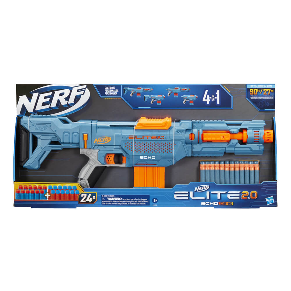 Hasbro Nerf Elite 2.0 Echo CS-10 E9533
