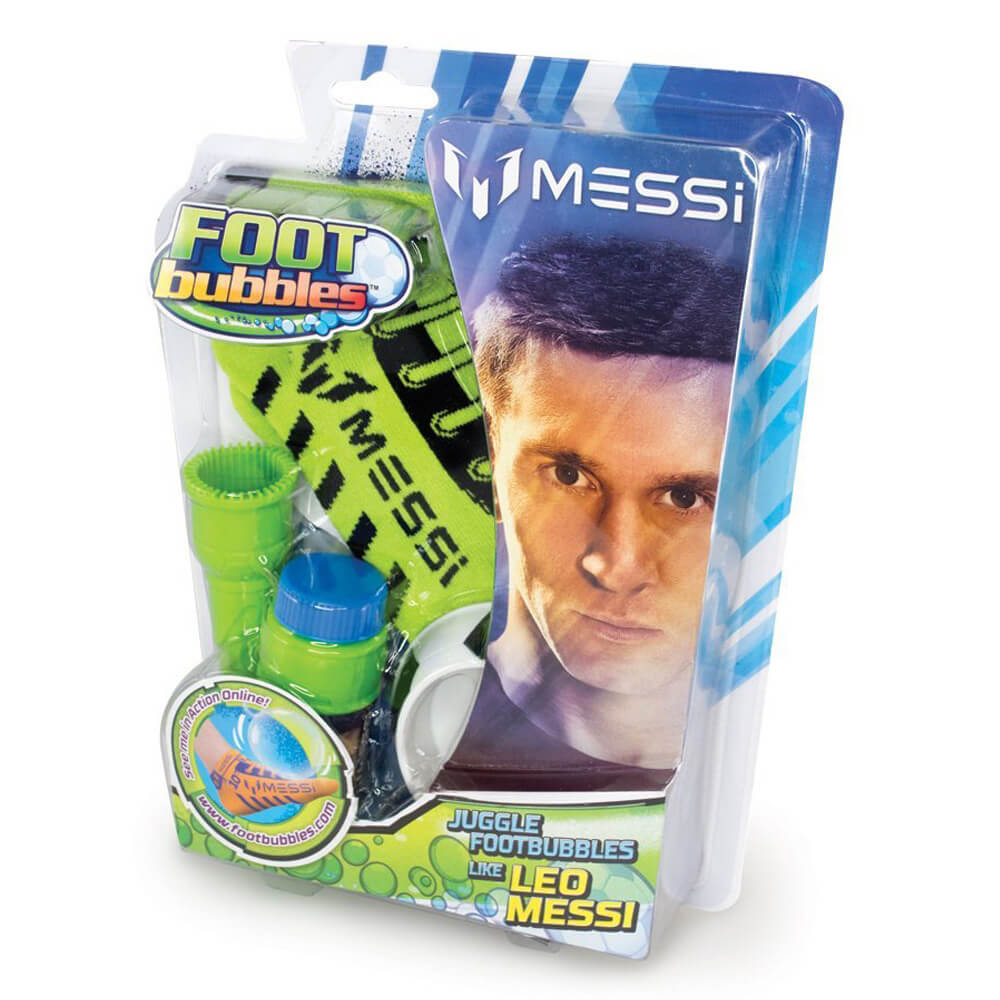 Foot Bubbless Messi Yeşil MS00803