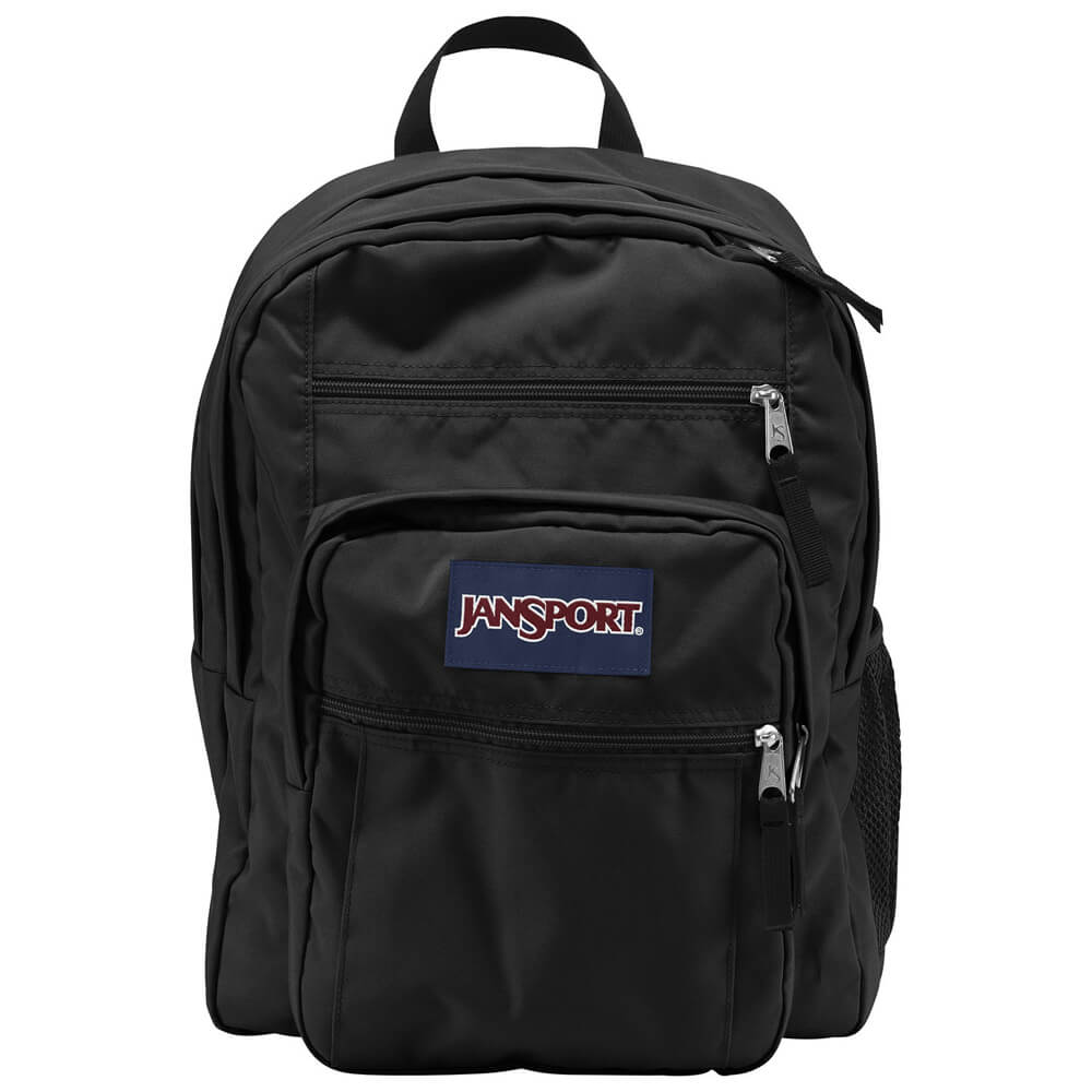 Jansport Big Student Black TDN7008