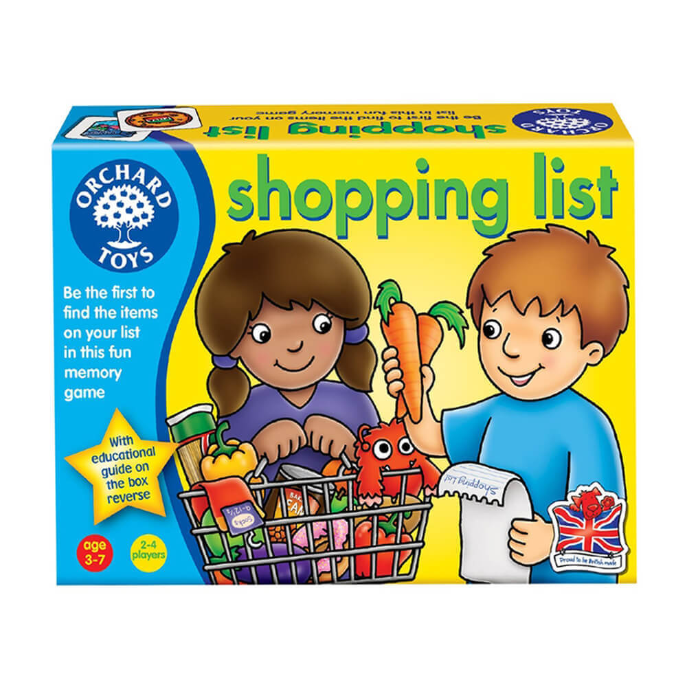 Orchard Shopping List 3 - 7 Yaş 003