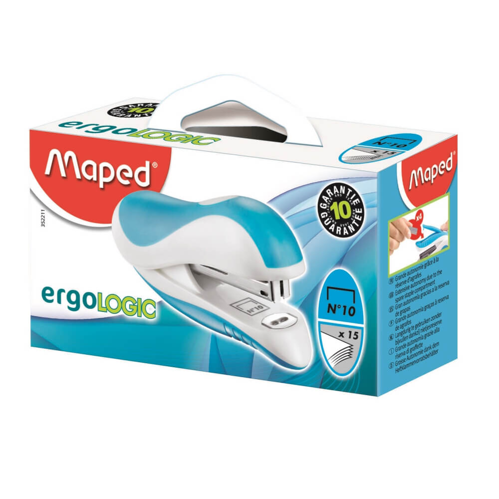 Maped Zımba Makinesi Ergologic Pocket No:10 352211