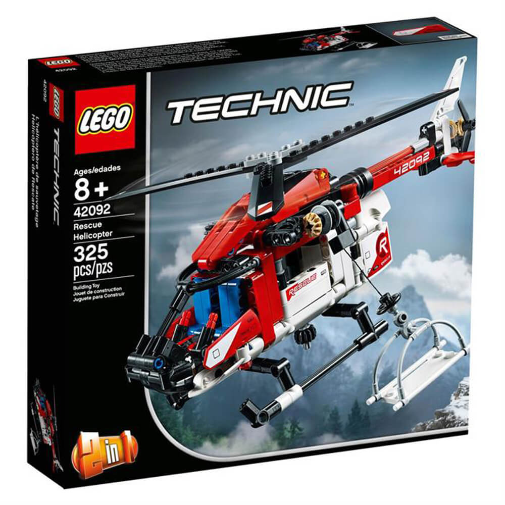 Lego Technic Rescue Helicopter LMT42092