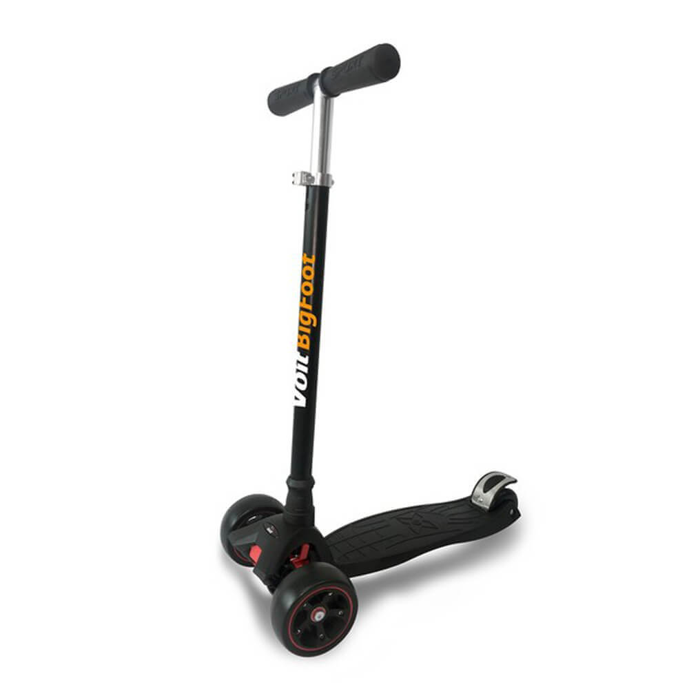 Voit Big Foot Scooter Siyah 1VTOY218C/052