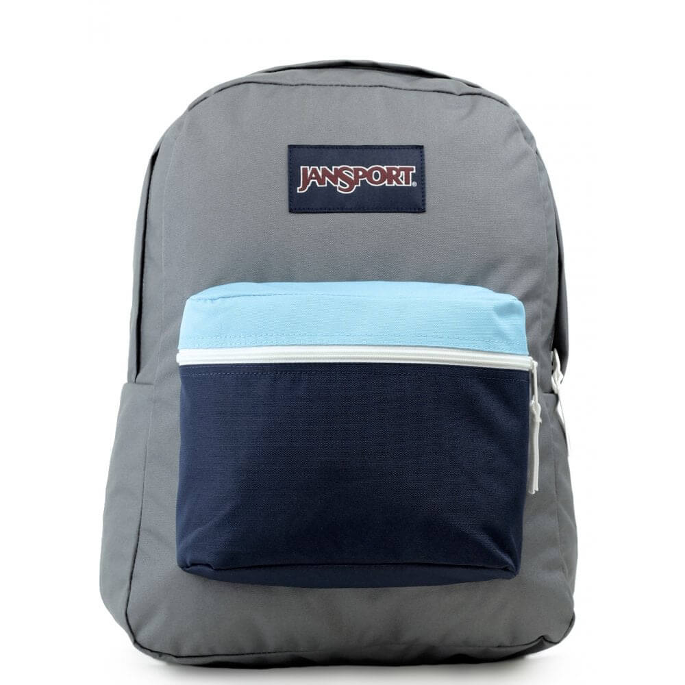 Jansport Exposed Shady Grey/White A3C4X3J4