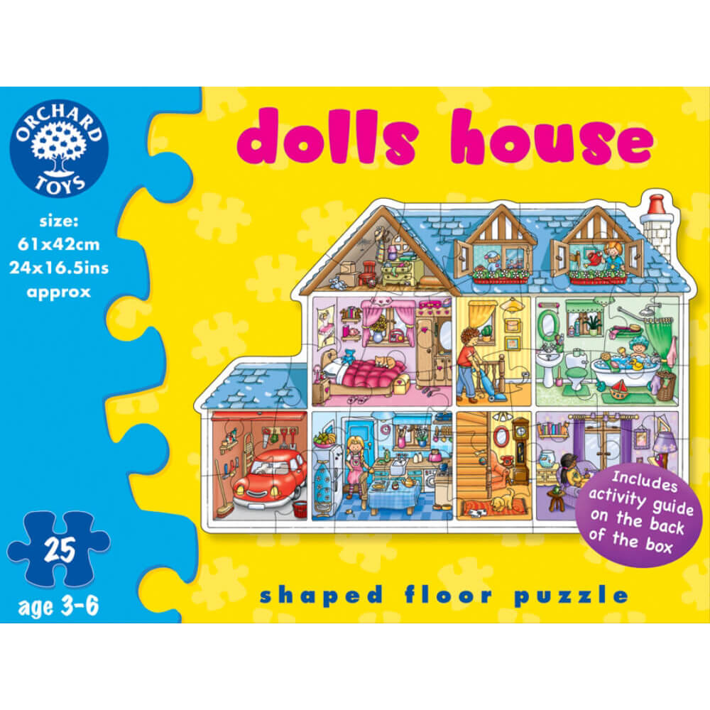 Orchard Dolls House 3 - 6 Yaş  245