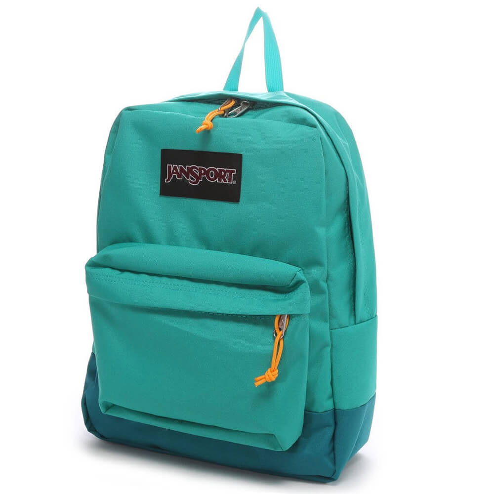 Jansport Superbreak Spanish Teal T60G01H