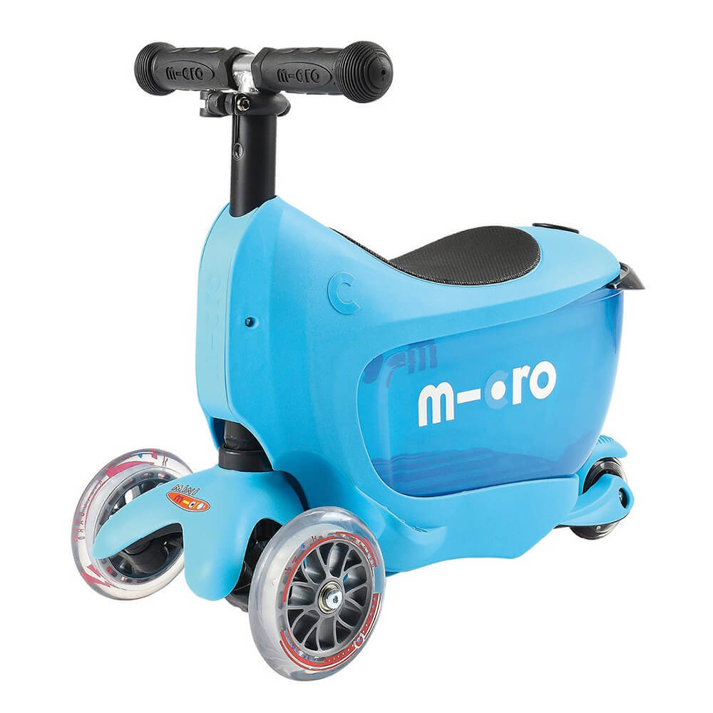 Micro Scooter Mini 2Go Blue MCR.MM209