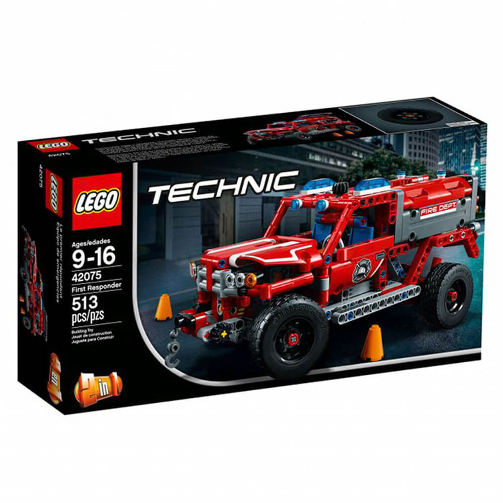 Lego First Responder LMT42075