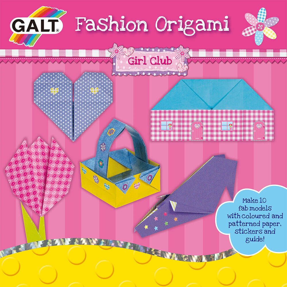 Galt Fashion Origami 7 Yaş+ 1105335